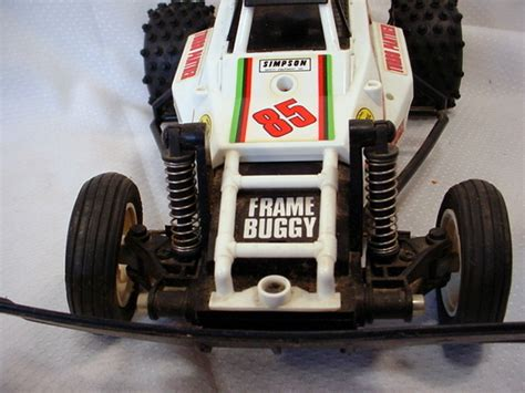 Turbo Charger Panther vintage nikko turbo panther 80s rc car buggy radio controlled works ebay