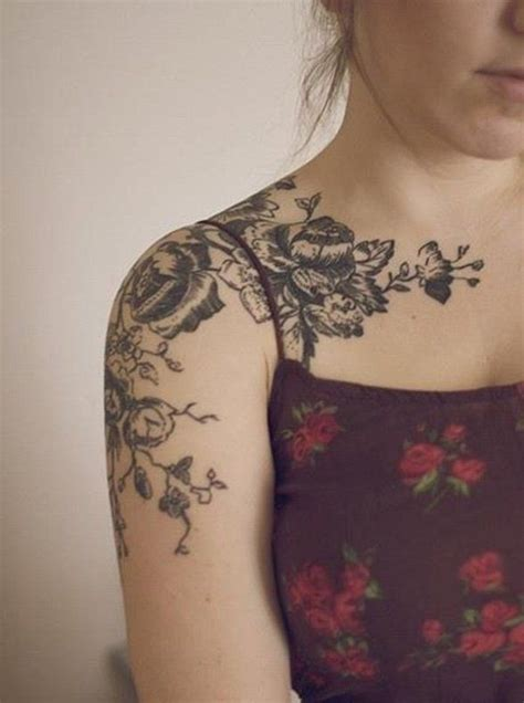 underbreast tattoo 17 best ideas about shoulder tattoos on
