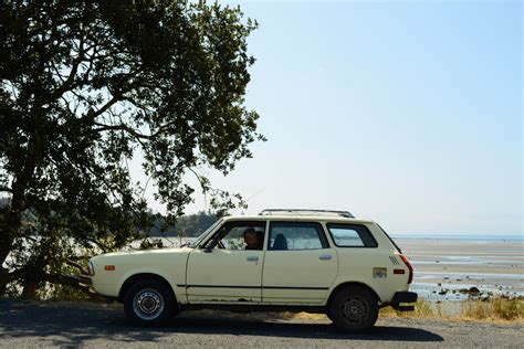 Old Parked Cars 1979 Subaru Dl 4wd Wagon