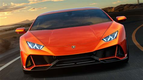 bull evolved  lamborghini huracan evo revealed
