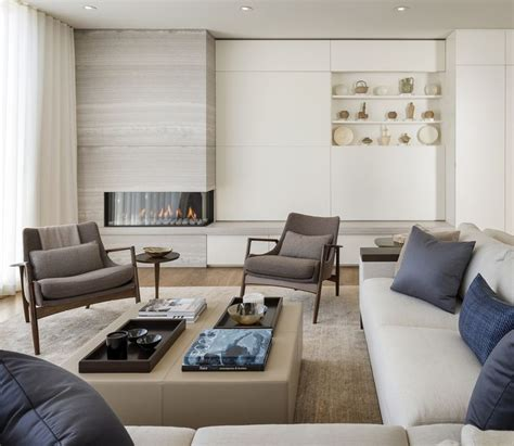 living room sutro architects quot almost white out quot modern white out fireplaces