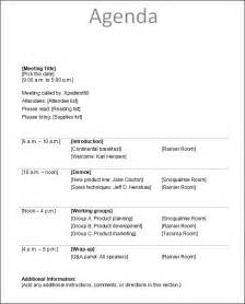 business meeting agenda template search results for business meeting itinerary template