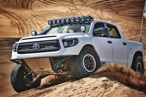 prerunner truck suspension travel toyota tundra prerunner by lsk with supercharger