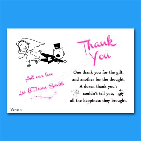 Thanks For The Card And Gift - thank you card best verses for thank you cards wedding verses for thank you cards