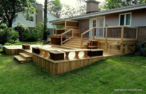 deck designs deck designs for mobile homes