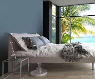 relooker sa chambre relooker sa chambre avec une peinture bleu nuit