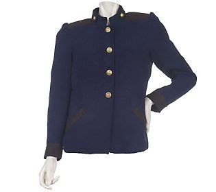 Military Sweepstakes - 17 best images about susan graver style on pinterest boyfriend jackets tunics and