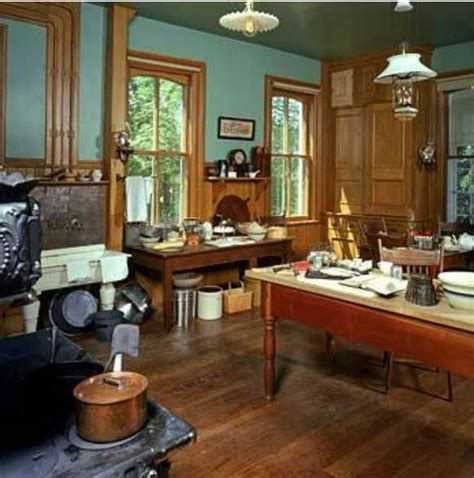 victorian kitchen early 1900 s kitchen so nice country and prim