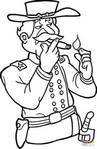 union soldiers free coloring pages