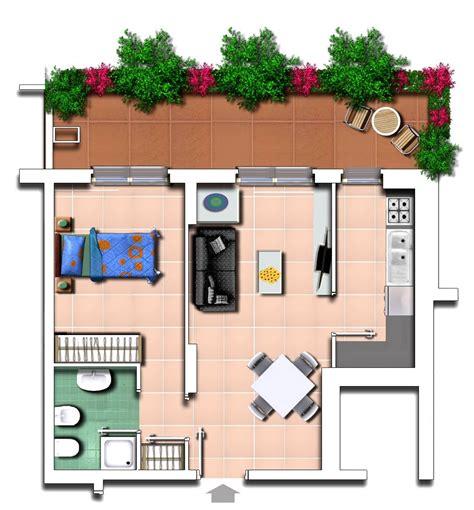 appartamenti in affitto porta di roma bilocale in affitto a porta di roma n 41 di 50 mq