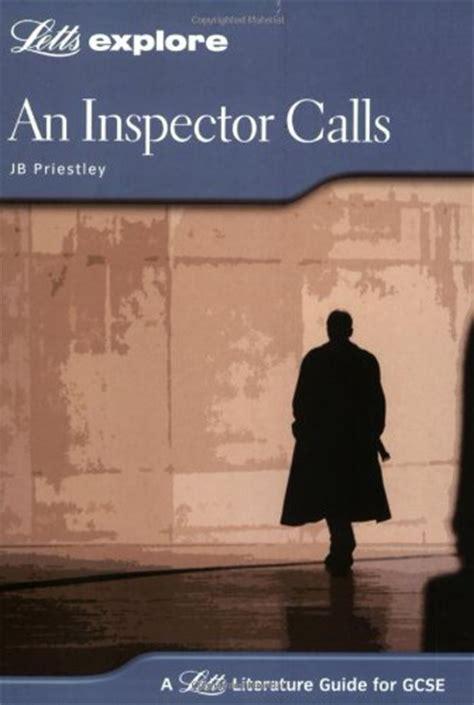 libro an inspector calls york an inspector calls letts explore gcse text guides letteratura teatrale panorama auto