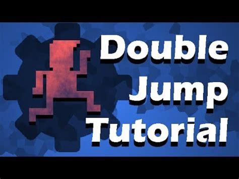 Construct 2 Double Jump Tutorial | game maker tutorial perfect platformer 2 double jump