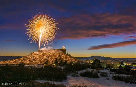 Castle Rock Colorado Starlighting Photos