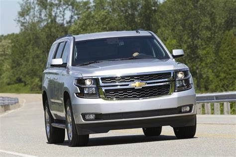 2015 Chevrolet Tahoe PPV: Chicago Auto Show   Video   Autotrader