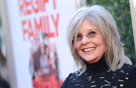 diane keaton how old diane keaton s friend says the actress kids changed her