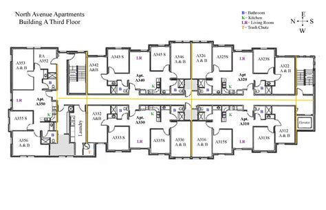 floor plan 3rd avenue colorado mesa