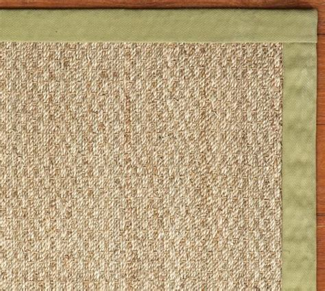 Color Bound Seagrass Rug Sprout Pottery Barn Seagrass Rug