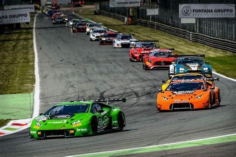 Lamborghini Racing Team Lamborghini Hurac 225 N Gt3 Wins Of Blancpain Gt