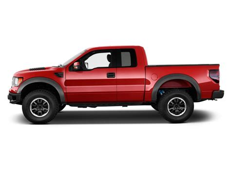 image  ford   wd supercab  svt raptor side exterior view size    type