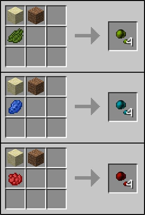 craft recipes decocraft minecraft mods