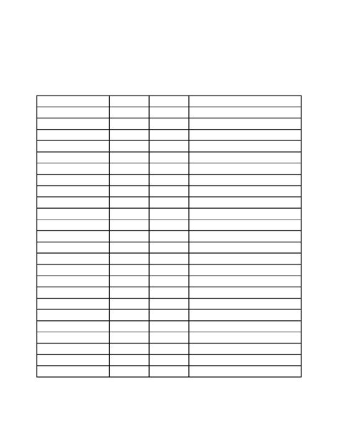 Food Sign Up Sheet Just B Cause Vingcard Signature Rfid Template