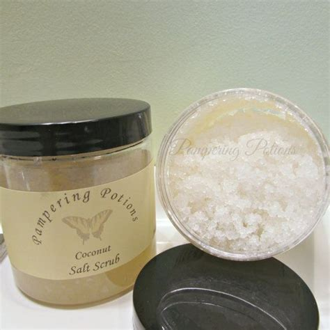 Exfoliant Scrub 136 best images about pering potions on etsy on