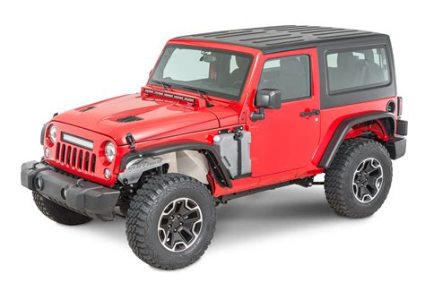 jeep wrangler with led light bar cliffride 19004 holcolm grill with led light bar for 07 18