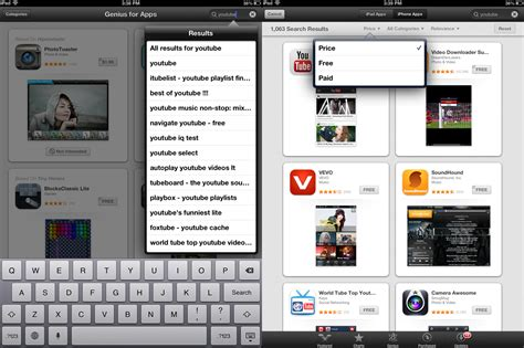 Search App App Store Gets An Organizational Boost In Ios 6 Ars Technica