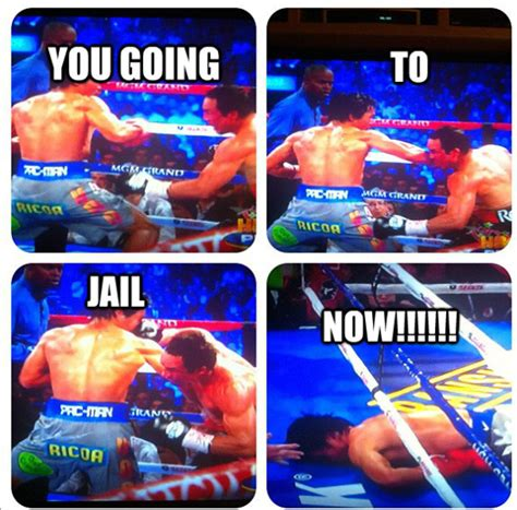 Pacquiao Knockout Memes - post all the pacquiao knockout pics memes boxing forum