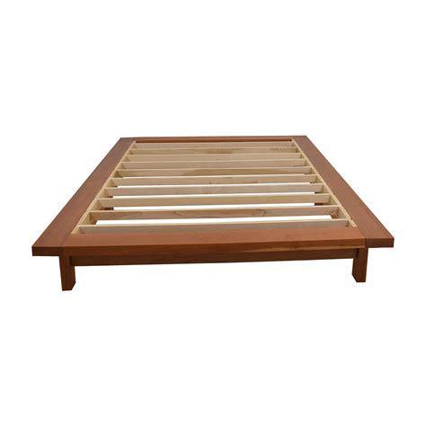 room and board platform bed buy room board bed used furniture on sale