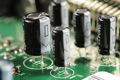 check capacitor on circuit board do electrolytic capacitors cripple microinverter reliability solar quotes