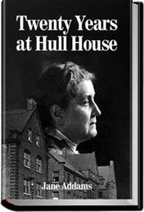 twenty years at hull house audiobook and