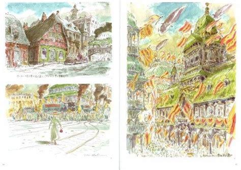 Ghibli Of Spirited Away Us Artbook 22 best images about modern hayao miyazaki on studio ghibli and