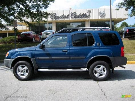 2001 just blue metallic nissan xterra se v6 4x4 14929287 gtcarlot car color galleries