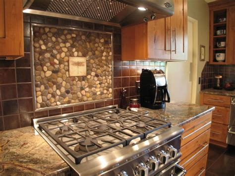 rustic kitchen backsplash 32 kitchen backsplash ideas remodeling expense