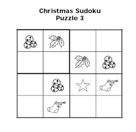 printable christmas sudoku puzzles technology rocks seriously christmas puzzles