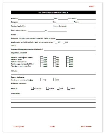 Wish List Forms Template New Calendar Template Site Reference Check Template