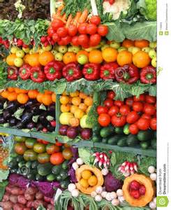 colorful vegetables colorful vegetables and fruits stock images image 716804