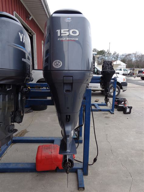 yamaha outboard motors on ebay used 2005 yamaha f150tlrd 150hp 4 stroke outboard boat