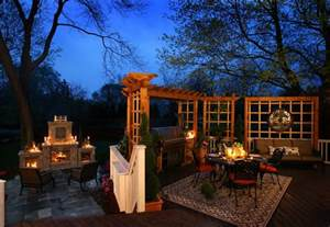 Outdoor Living Areas by Dominick Tringali Architects Outdoor Living Spaces For