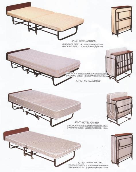 hotel rollaway bed hostel bed exporter wholesale hostel bed supplier in