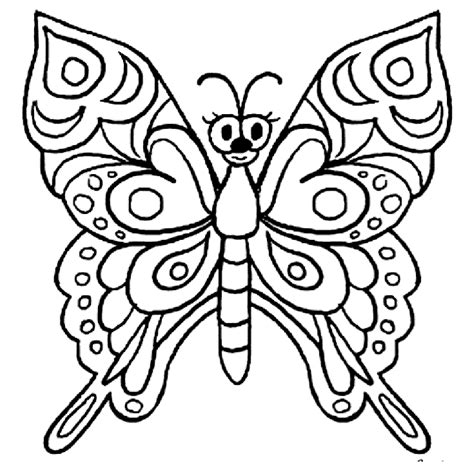 butterfly coloring pages pinterest complex motif butterfly coloring pages for adult