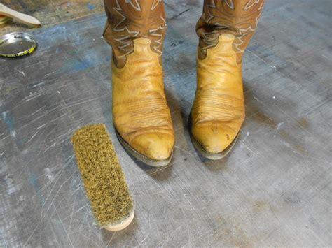 how to clean cowboy boots how to clean cowboy boots in 3 easy steps