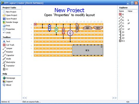 diy layout creator software diy layout creator software for easy drawing pcb vero