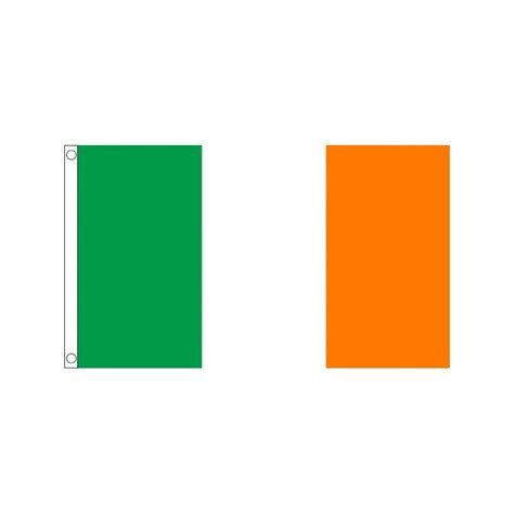 republic of ireland flag 5ft x 3ft flag discount displays