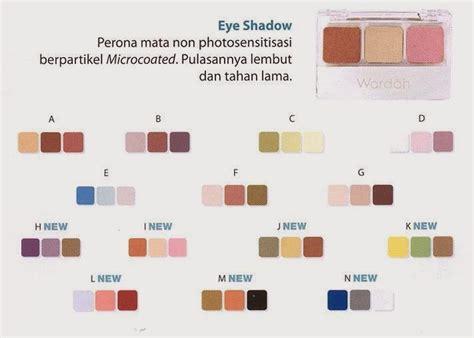 Eyeshadow Gel Wardah wardah halal cosmetics