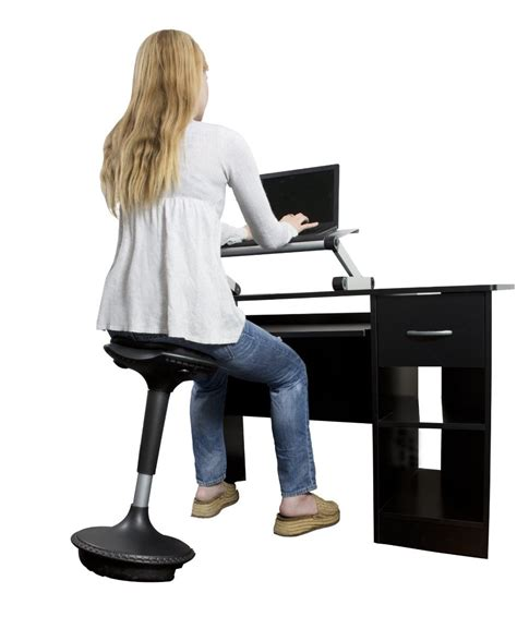stand up desk stool the best standing desk chairs reviewed and ranked 2016