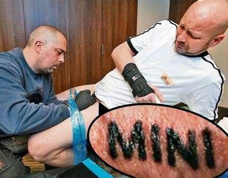 pinnochio penis tattoo 10 tatuajes locos con sus historias refugio antia 233 reo