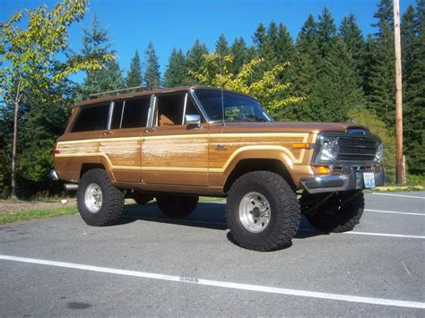 1986 Jeep Grand Wagoneer Melophiliac 1986 Jeep Grand Wagoneer Specs Photos