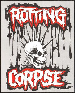 Infernal Corpse la maquina infernal rotting corpse quot the demos quot 2005